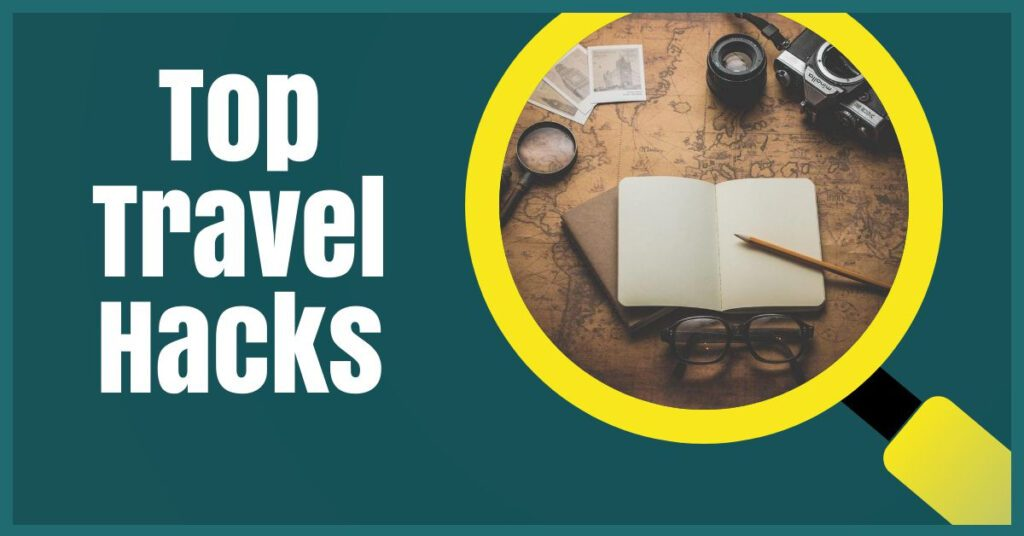 travel hacks featured the professional traveller