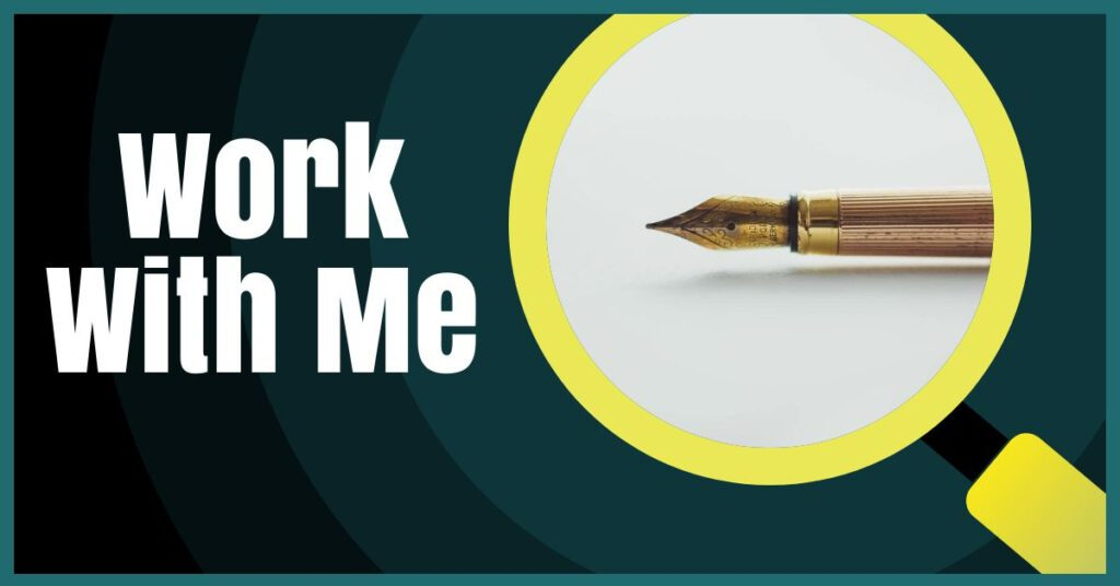 work with me the professional traveller header image