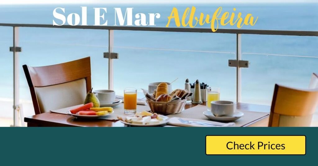 hotel sol e mar albufeira check prices the professional traveller