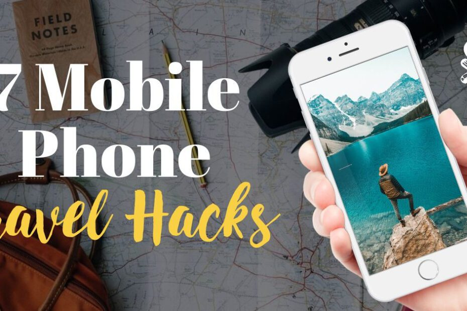 mobile phone hacks the professional traveller