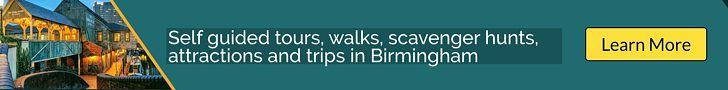 ibis birmingham the professional traveller self guided tours