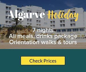 algarve holiday holidays to algarve the professional traveller
