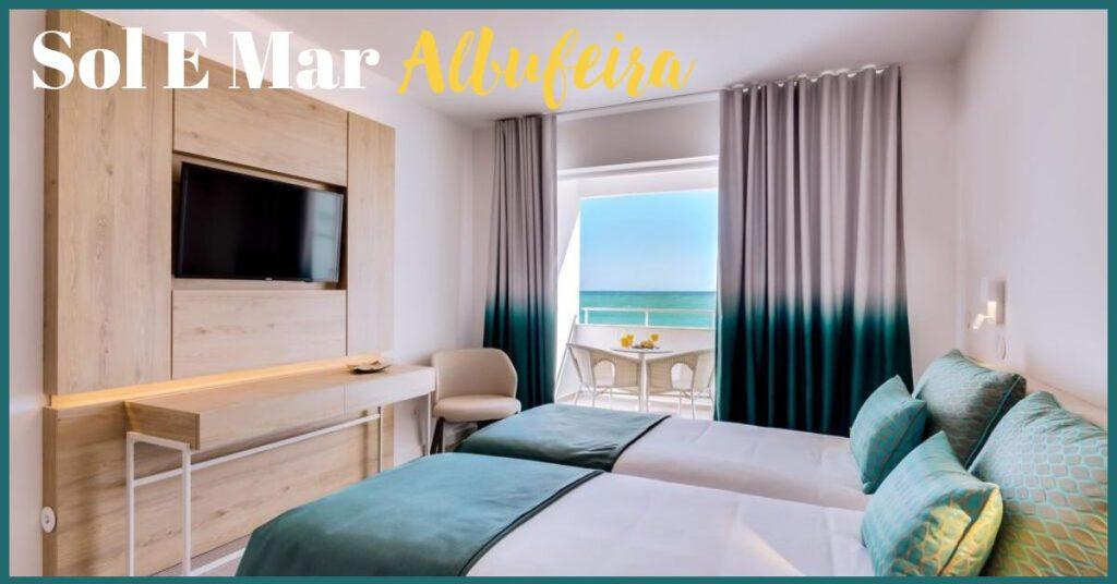 sol e mar bedroom albufeira the professional traveller