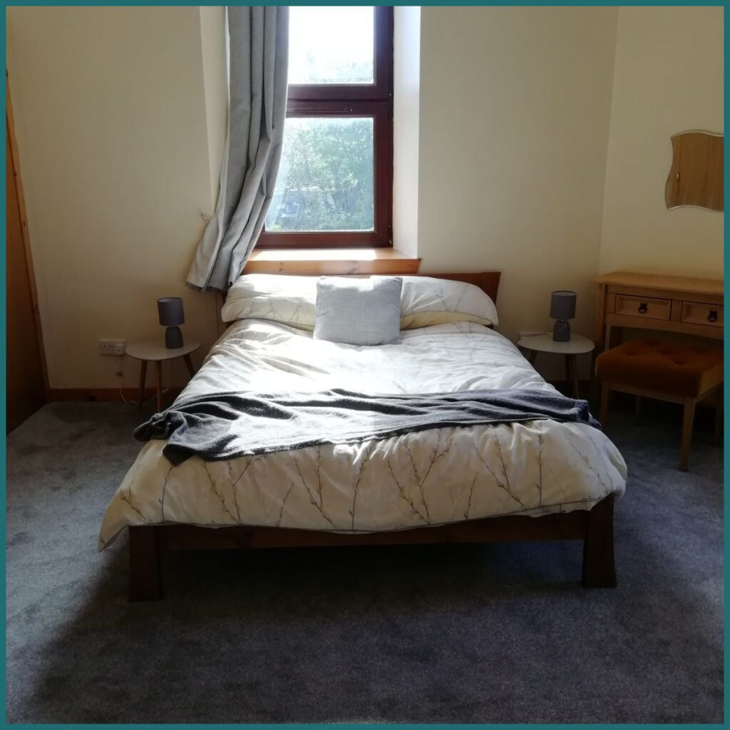 upstairs front facing bedroom wick hotel the professional traveller