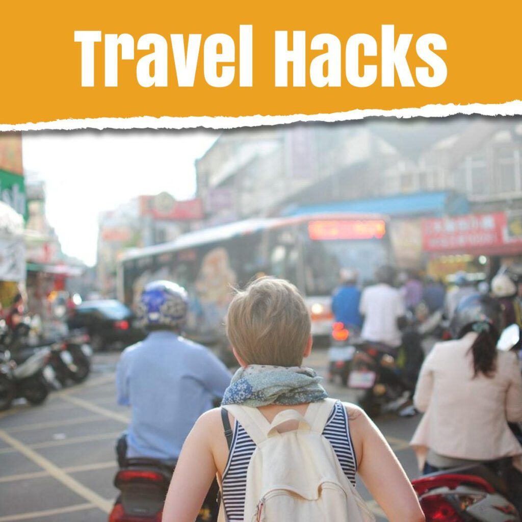 travel hacks the professional traveller media and text