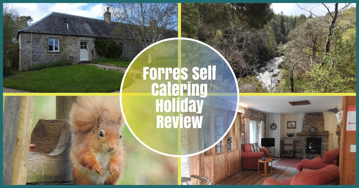 forres self catering holiday cottage review