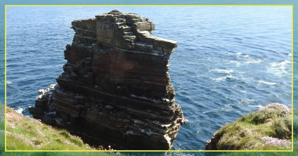 duncansby stacks first stack the professional traveller