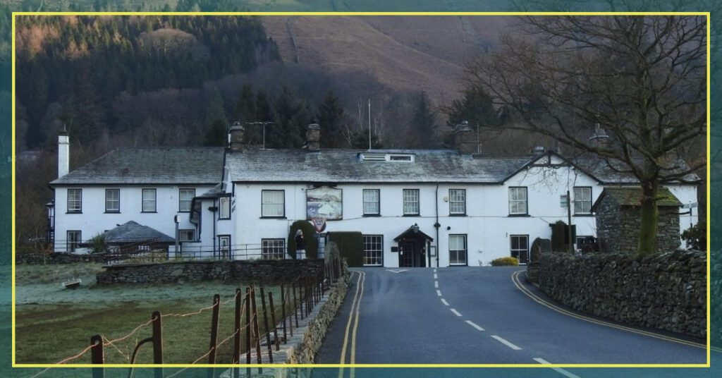 swan hotel grasmere lake district the professional traveller