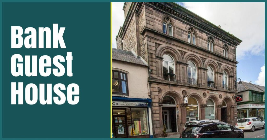 bank guest house wick hotel the professional traveller