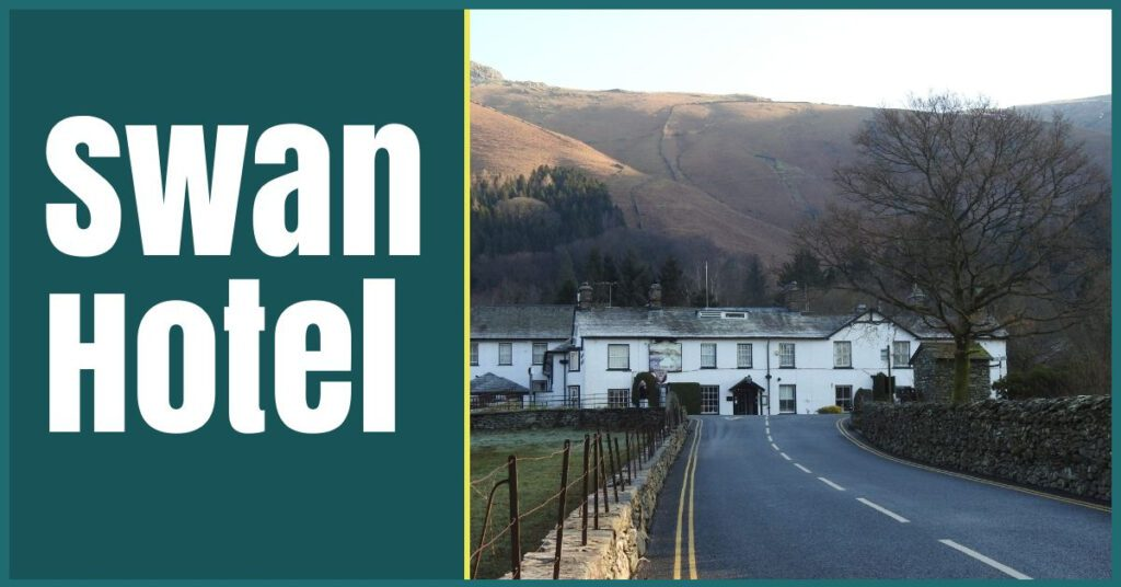 swan hotel picture grasmere lake district the professional traveller