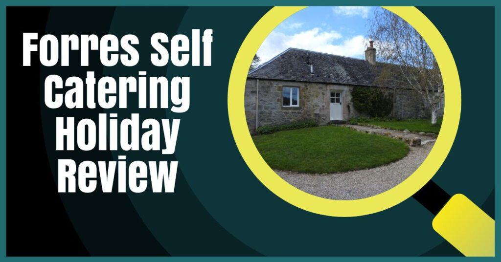 forres self catering holiday cottage review header image