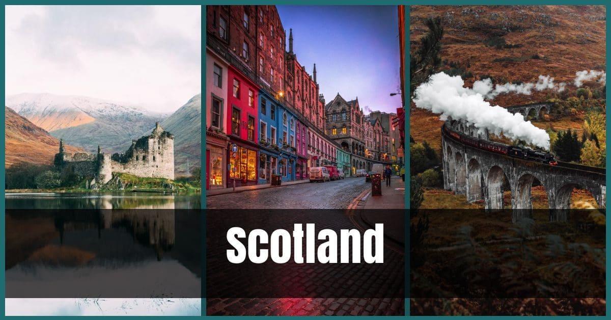 scotland travel inspiration the professional traveller
