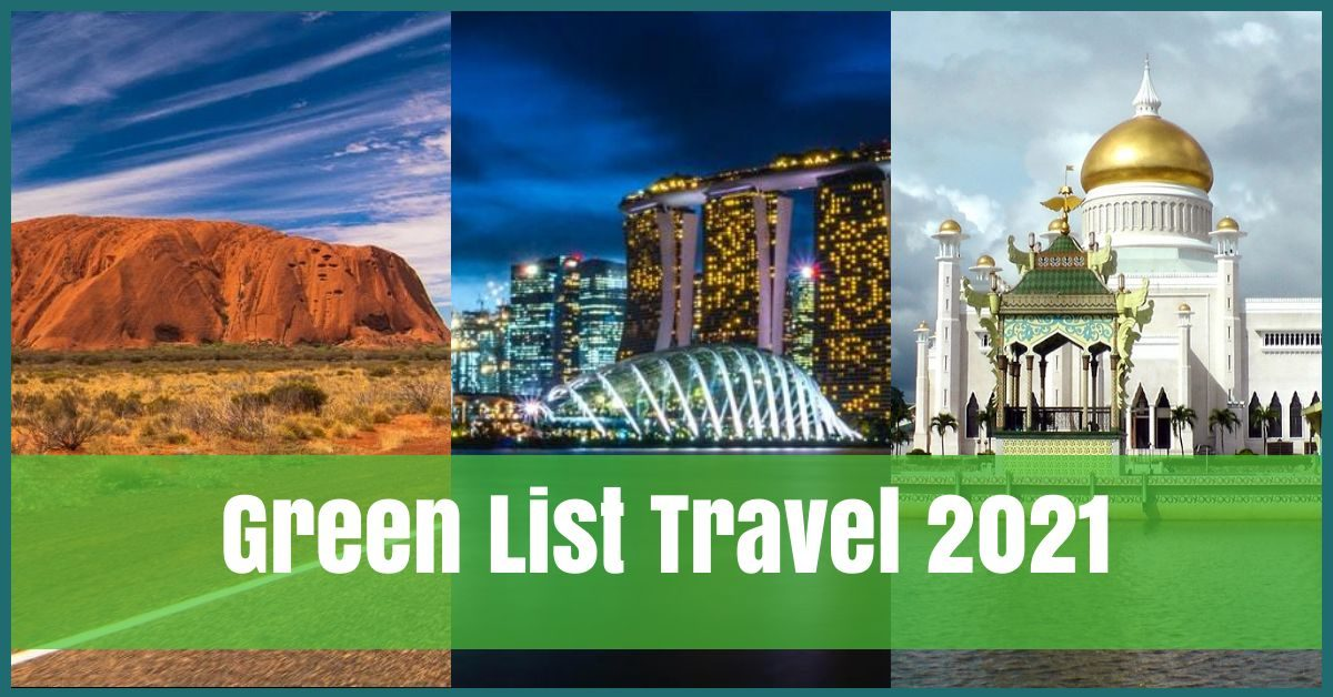 green list travel 2021 featured the professional traveller