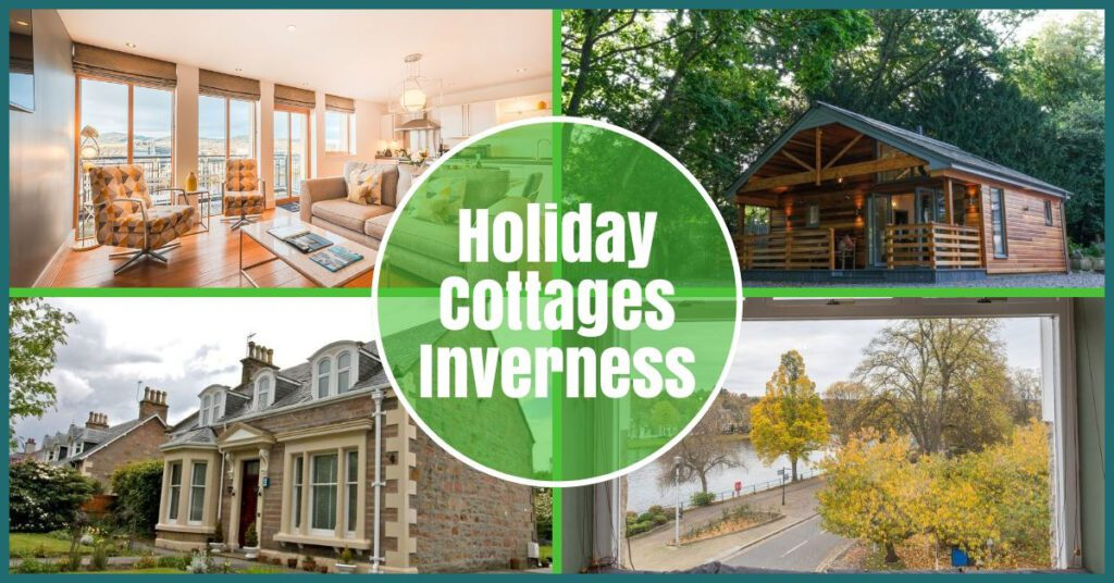 holiday cottages inverness featured the professional traveller