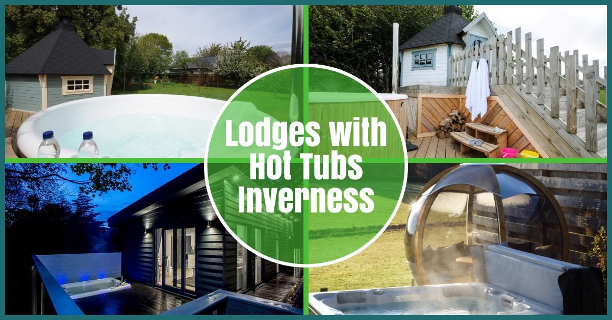 lodges with hot tubs inverness the professional traveller