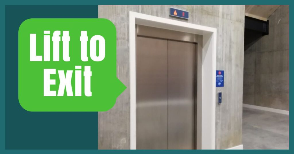 lift to exit the professional traveller hilton aberdeen teca