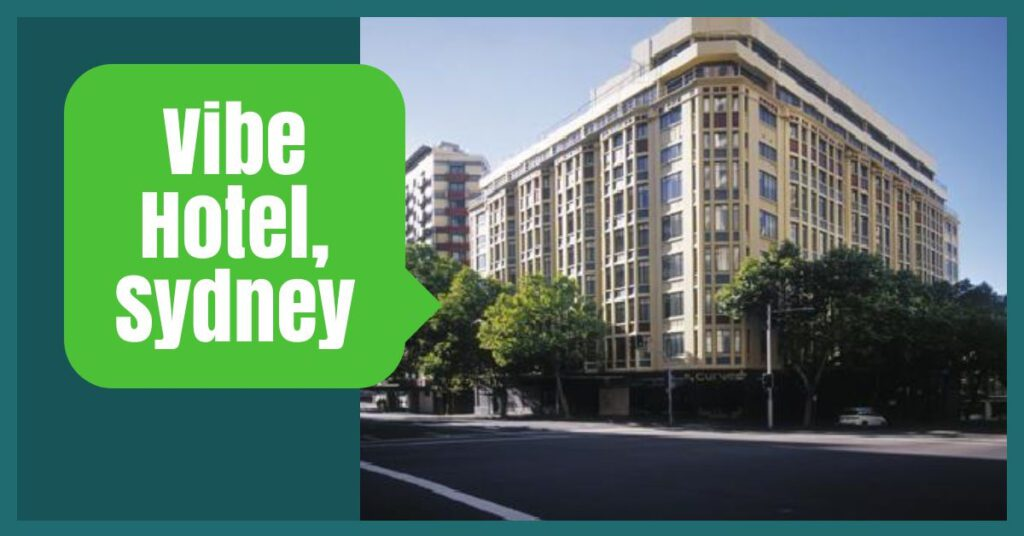 vibe hotel sydney the professional traveller australia tours