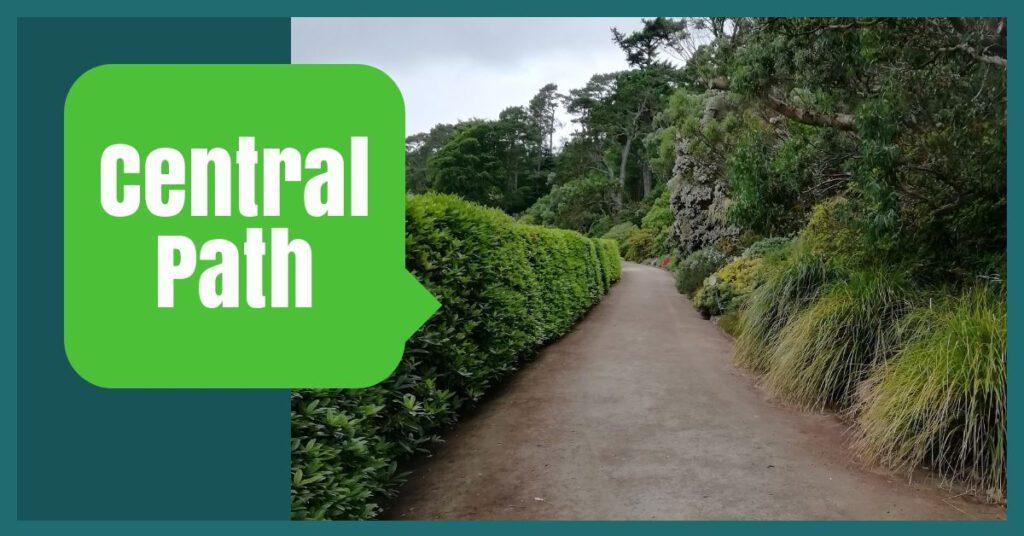 inverewe gardens scotland central path the professional traveller