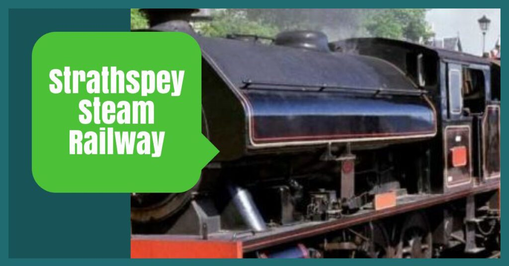 strathspey steam railway highland coach holiday the professional traveller