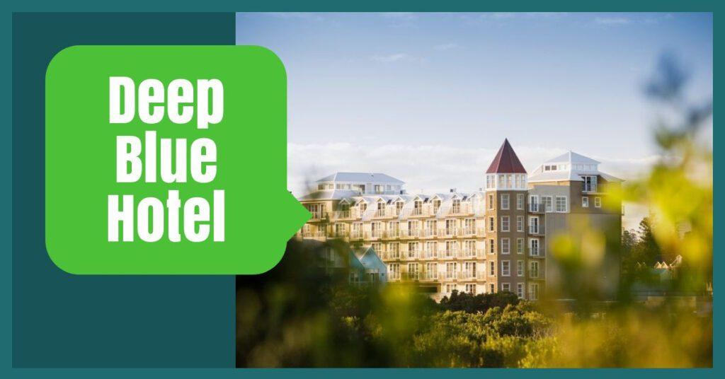 deep blue hotel australia tours the professional traveller