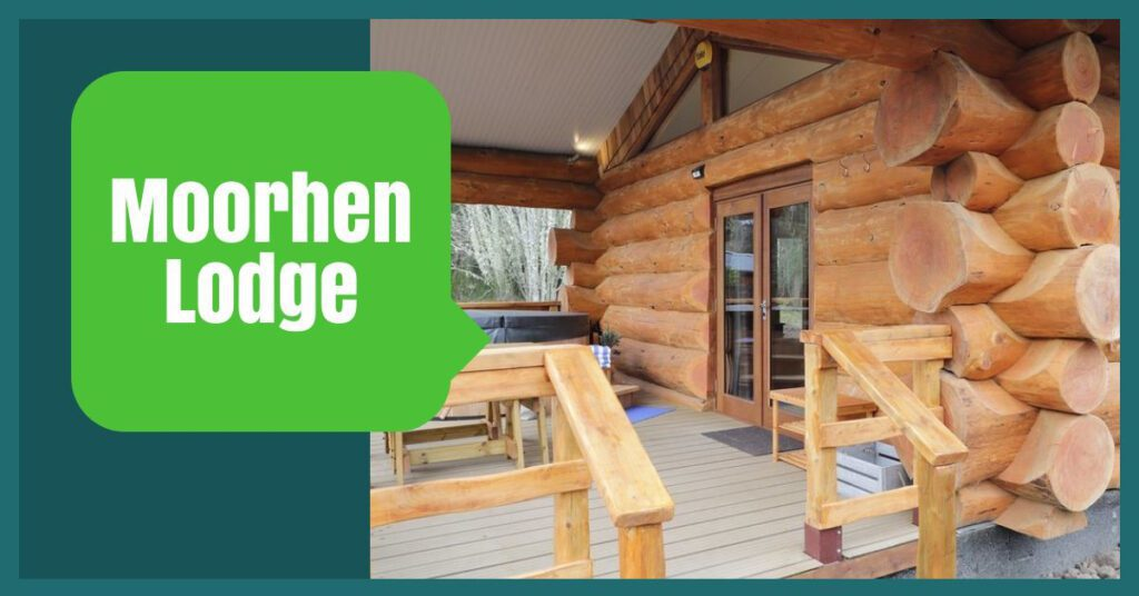 inverness lodges with hot tubs moorhen lodge the professional traveller