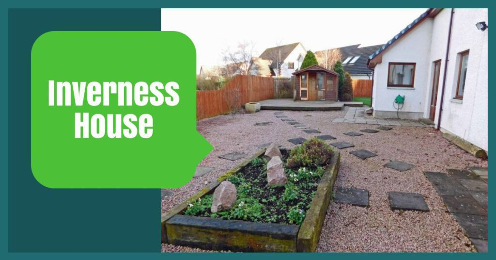 inverness house garden holiday cottages inverness the professional traveller