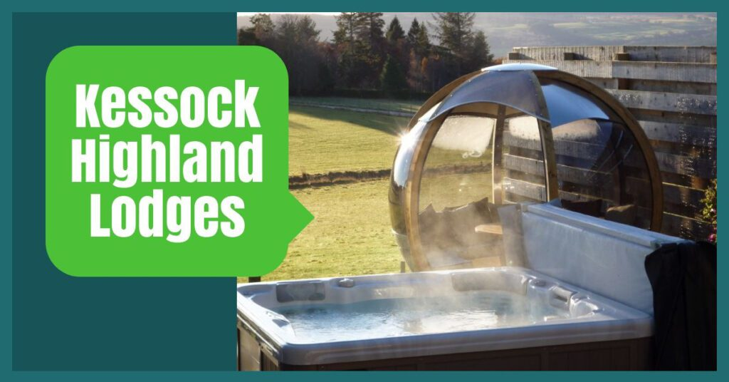 kessock highland lodges lodges with hot tubs inverness the professional traveller