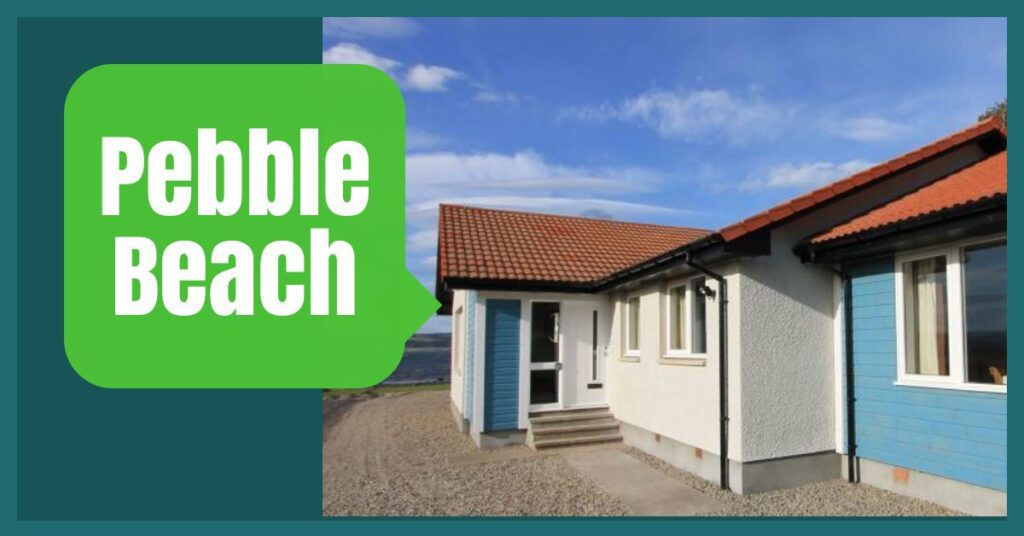 pebble beach dog friendly cottages inverness the professional traveller
