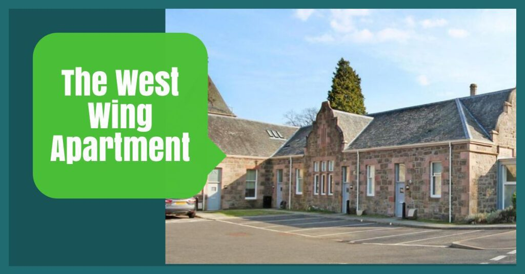 west wing apartment dog friendly cottages inverness the professional traveller