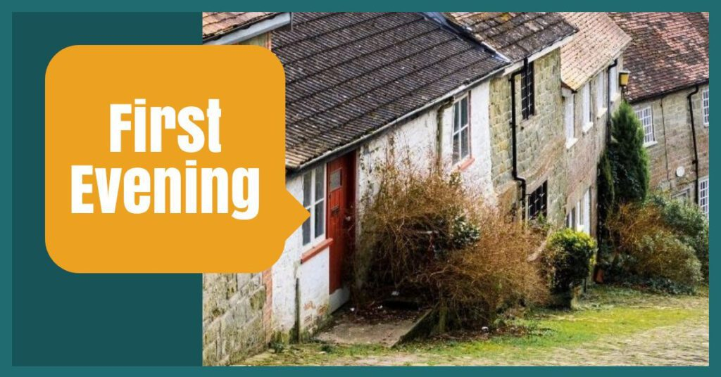 first evening the professional traveller self catering holiday tips