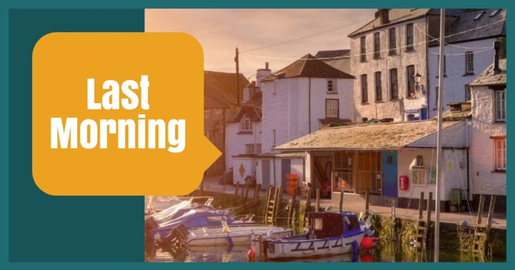 last morning the professional traveller self catering holiday tips