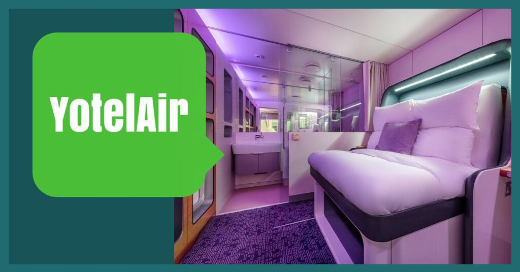 yotelair cheap hotels near gatwick the professional traveller