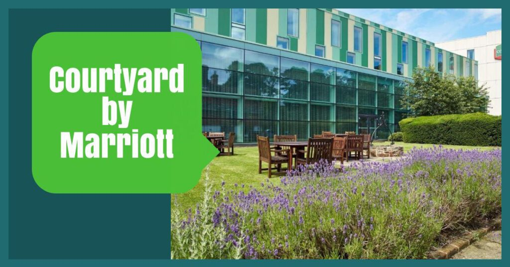 courtyard by marriott cheap hotels near gatwick the professional traveller
