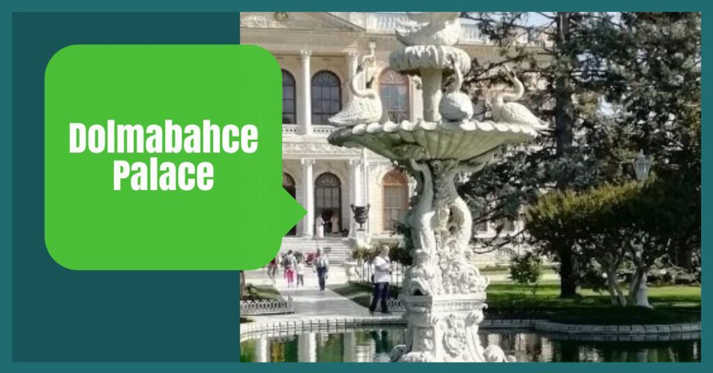 dolmabahce palace the professional traveller istanbul city break