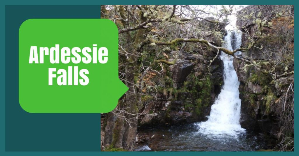 ardessie falls scottish highlands road trip the professional traveller