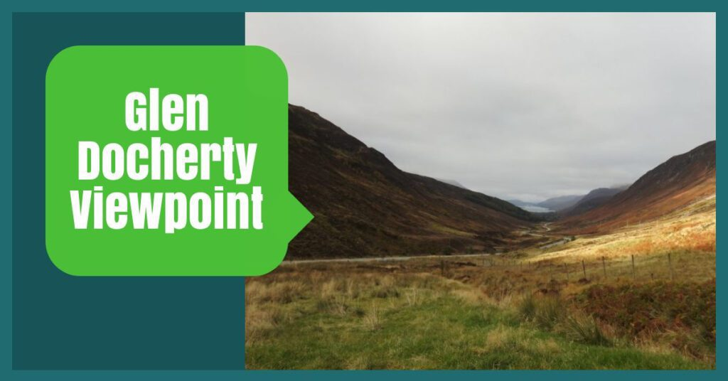 glen docherty viewpoint scottish highlands road trip the professional traveller