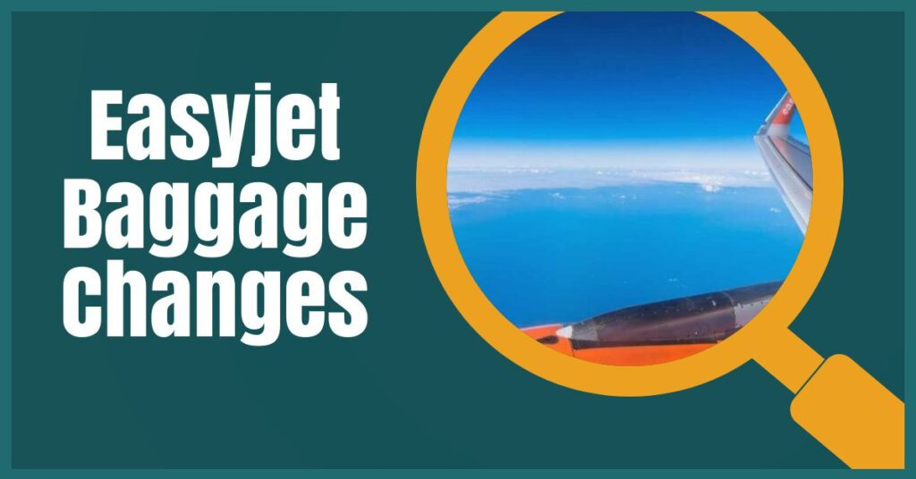 easyjet baggage the professional traveller header image