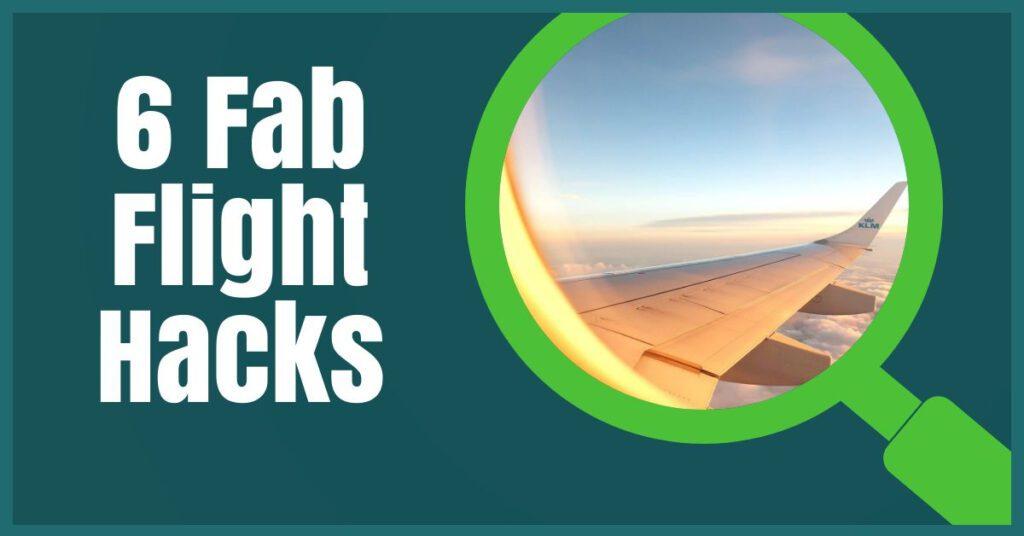flights hacks the professional traveller header