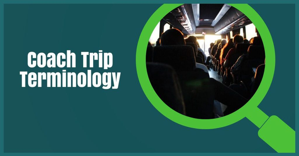 coach trip terminology the professional traveller header image