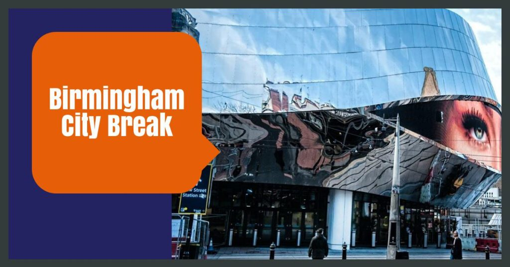 birmingham city break new street station the professional traveller