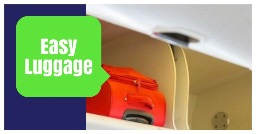 easy luggage the professional traveller tips for nervous flyers
