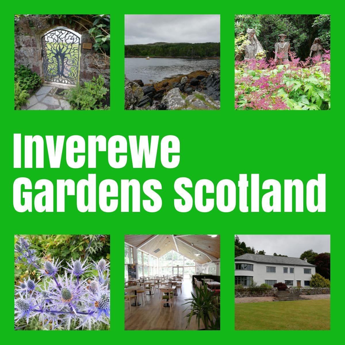 inverewe gardens scotland featured image