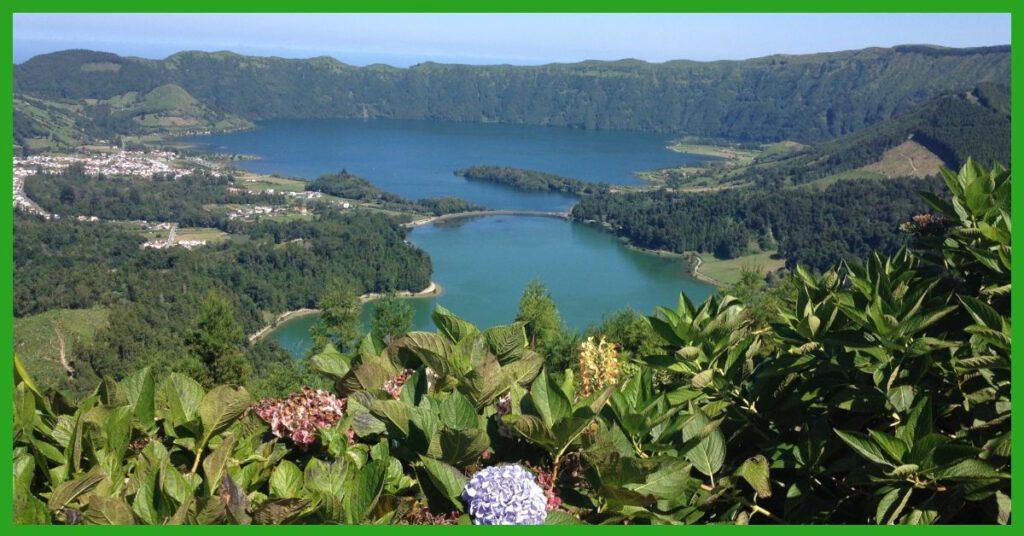 azores island hopping sete cidades the professional traveller
