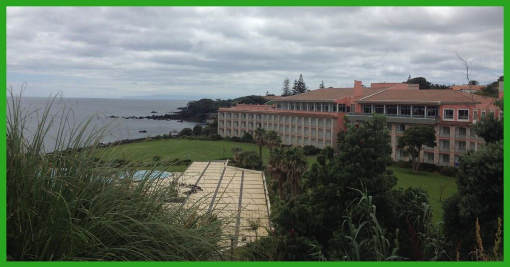 terceira mar hotel the professional traveller azores island hopping