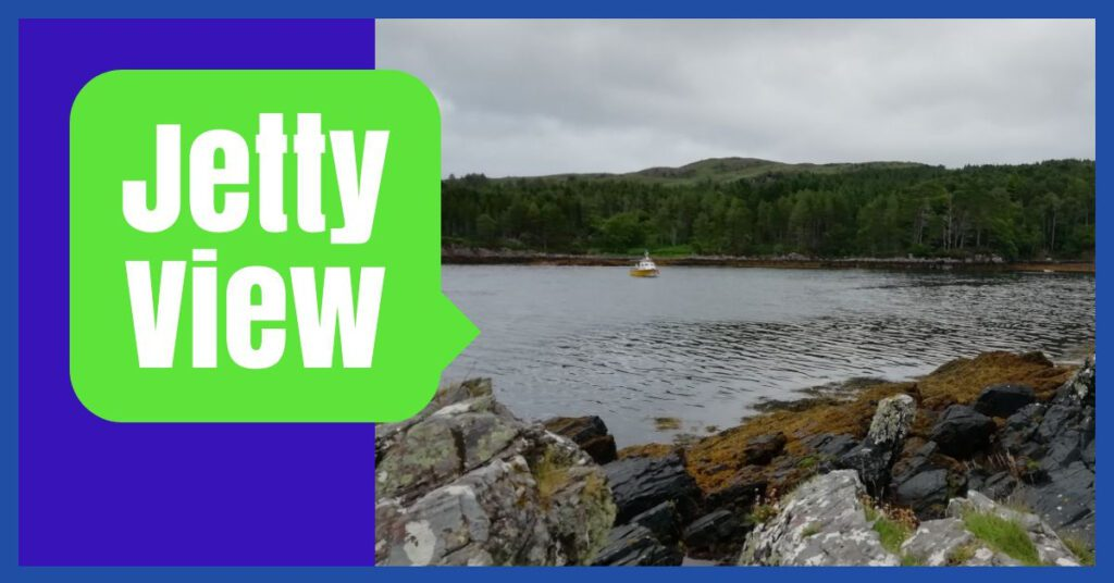 inverewe gardens scotland the professional traveller jetty view