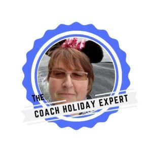 the coach holiday expert melanie newdick