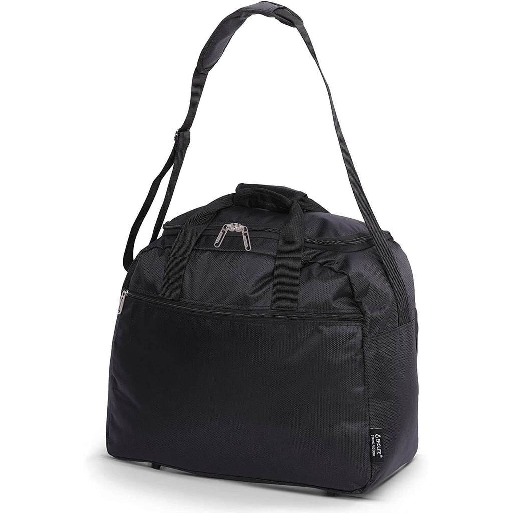 the professional traveller easyjet baggage underseat holdall