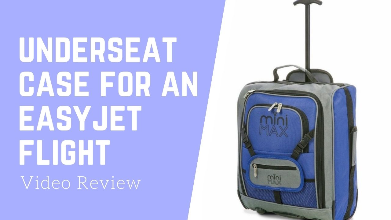 underseat case for easyjet flight the professional traveller featured image